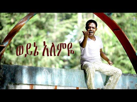 Alemeye Getachew -Weyene Alemeye (ወይኔ አለምዬ) - New Ethiopian Music 2017(Official Video)