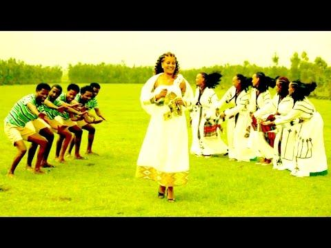 Ethiopian - Azalech Abate - Hulume Hagere(ሁሉም ሀገሬ) - New Ethiopian Music 2016(Official Music Video)