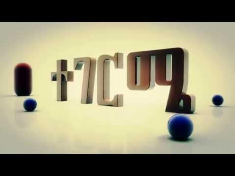 Abel Mulugeta  (ተገርሜ) Tegerme (Lyrics Video) Fan Made